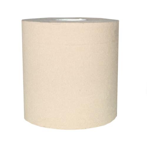 Essuyage dévidage central chamois 2 plis 450 formats 19,5 x 35 cm certifié Ecolabel photo du produit