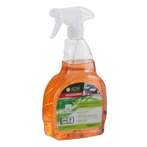 Actae Verde Nettoyant détartrant sanitaires certifié Ecolabel pulvérisateur de 750ml photo du produit