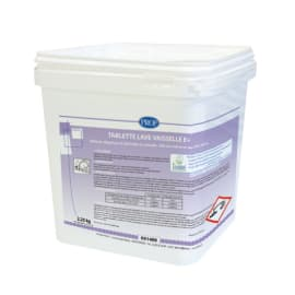 PROP Tablettes lave-vaisselle certifiée Ecolabel seau de 2,25kg photo du produit