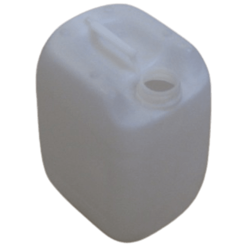 Jerrican transparent 10,5L photo du produit