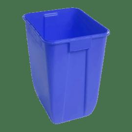 Fût plastique bleu 50L Vat 5 photo du produit