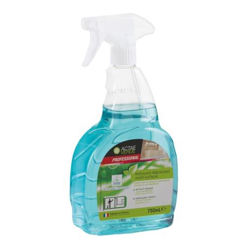Actae Verde nettoyant dégraissant multi-surfaces certifié Ecolabel pulvérisateur de 750ml photo du produit