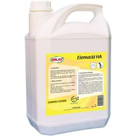 Elemacid HA dégraissant désinfectant bidon de 5L photo du produit