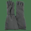 Gant protection chaleur Warm 350°C para-aramide enduit silicone noir longueur 50cm taille 9 photo du produit
