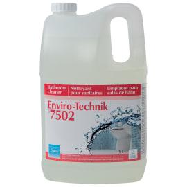 CHOISY Enviro-Technik 7502 détergent sanitaire certifié Ecolabel bidon de 5L photo du produit