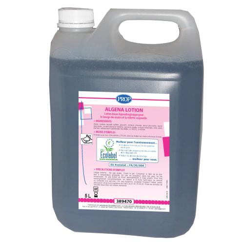 PROP Algena lotion lavante certifiée Ecolabel bidon de 5L photo du produit