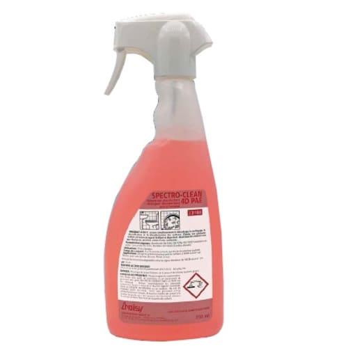 CHOISY Spectro-Clean 4D PAE détartrant désinfectant détergent désodorisant pulvérisateur de 750ml photo du produit