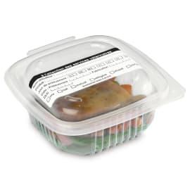 Étiquette imprimée repas témoin 89 x 36mm photo du produit