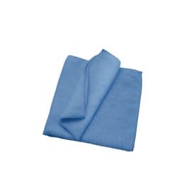 Essuyage microfibre T200 bleu 40 x 40 cm photo du produit