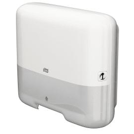 Distributeur d essuie-mains pliés H3 mini blanc photo du produit