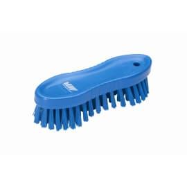 Brosse papillon fibres médium alimentaire PLP 16,5cm bleu photo du produit