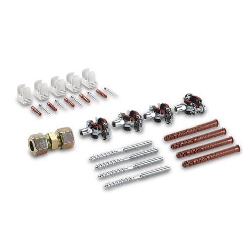 Jeu de tubes inox Karcher photo du produit