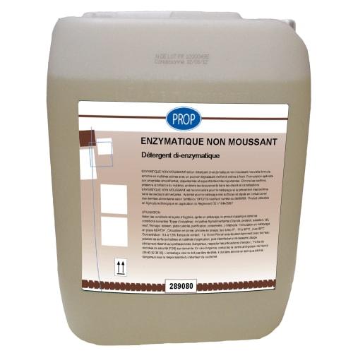 PROP Détergent enzymatique non moussant bidon de 21kg photo du produit
