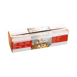 Poche pâtissière à angle droit PE BD à usage unique 30 x 55 cm transparent photo du produit