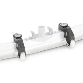 Kit roulettes pour suceur d aspiration d autolaveuses Karcher photo du produit