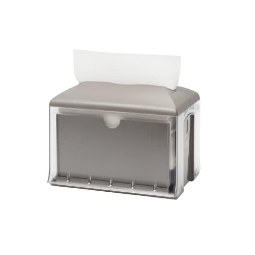Distributeur de serviettes N4 modèle table pour serviettes enchevêtrées photo du produit