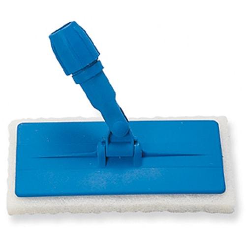 Porte-tampon PLP 10 x 23,5 cm bleu photo du produit