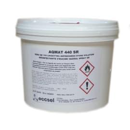 Lingettes désinfectantes Aqmat 440 SR seau de 150 photo du produit
