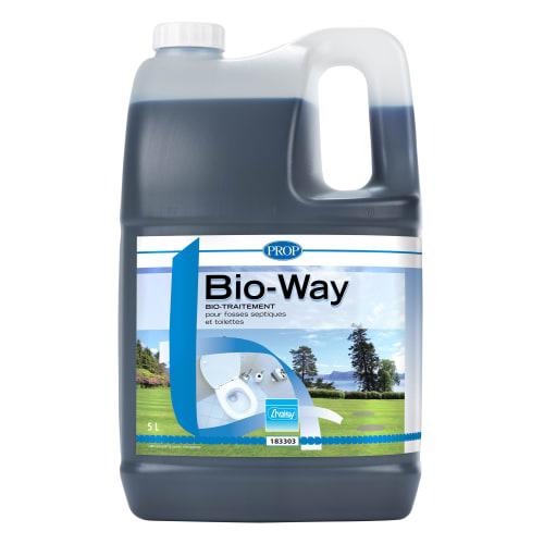 CHOISY Bio-Way traitement des fosses septiques bidon de 5L photo du produit