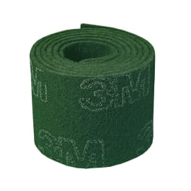 Rouleau abrasif vert 5m x 15,8cm photo du produit