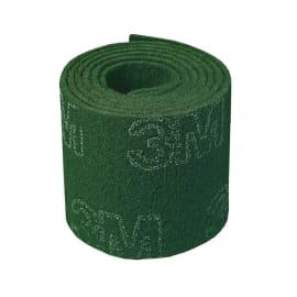 Rouleau abrasif vert 3m x 15,8cm photo du produit