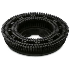 Brosse disque dure noire Ø385mm pour autolaveuse Karcher photo du produit