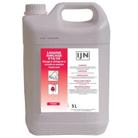 IJN liquide rinçage R10/20 bidon de 5L photo du produit