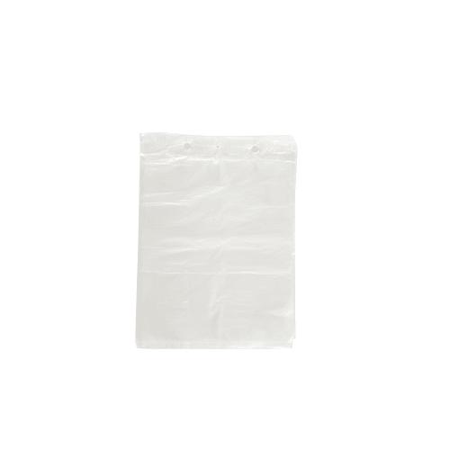 Sac plastique de prélèvement PE HD 230 x 310 mm transparent 10µm photo du produit