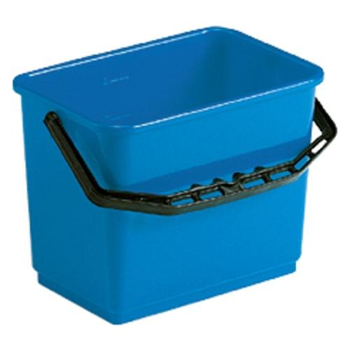 Seau PLP 4L bleu photo du produit
