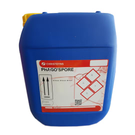 Phago Spore détergent désinfectant bidon de 10L photo du produit
