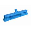 Balai fibres souples alimentaire PLP 41cm bleu photo du produit