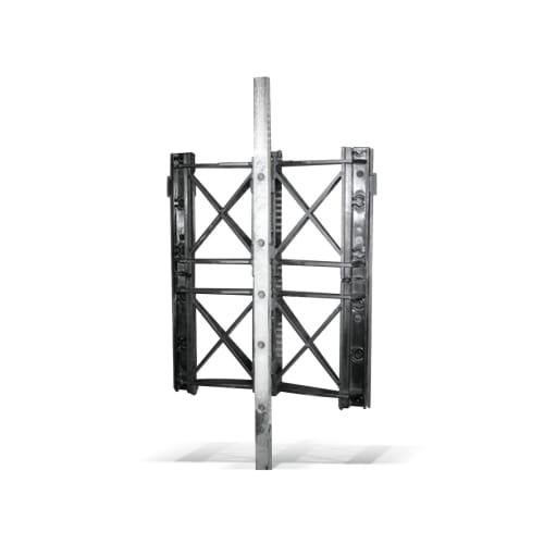 Double secoueur de filtre pour balayeuse KM 75/40 Karcher photo du produit