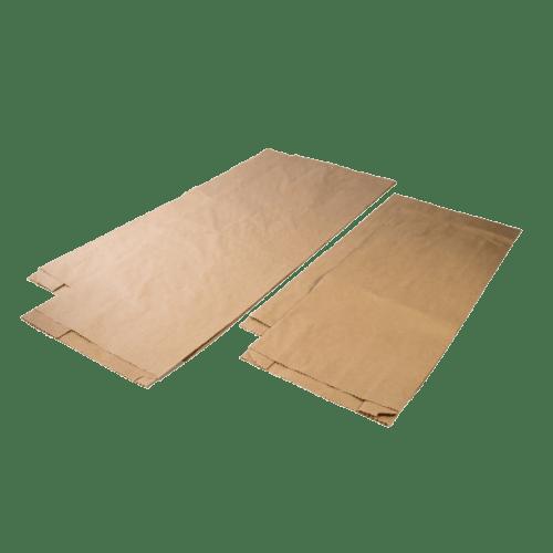Sac papier 390 x 200 x 800 mm kraft photo du produit