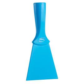 Grattoir à pas de vis alimentaire nylon PLP 10cm bleu photo du produit