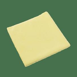 Essuyage microfibre multi-surfaces Microtuff jaune 38 x 38 cm photo du produit