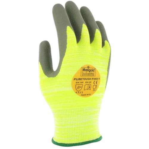 Gant de protection anti-coupures Hyflex 11-423 indice 3/5 (B) enduit PU taille 7 photo du produit