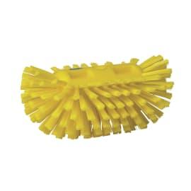 Brosse à cuve fibres dures alimentaire PLP 20,5cm jaune photo du produit