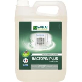 LE VRAI PROFESSIONNEL Bactopin désinfectant plus flacon de 5L photo du produit