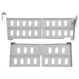 Séparateur 4 compartiments pour tiroir 22L photo du produit
