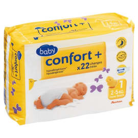 Change complet bébé Baby Confort+ New Born 2/5kg photo du produit