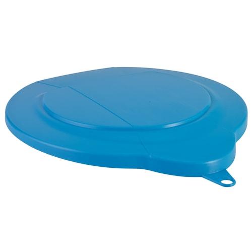Couvercle pour seau 6L alimentaire PLP bleu photo du produit