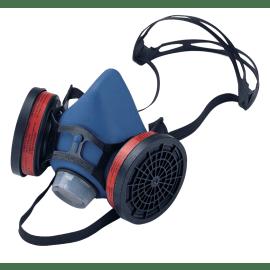 Demi-masque anti-gaz Valuair système cartouche Click-Fit photo du produit