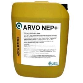 Arvo Nep + détergent désinfectant bidon de 25kg photo du produit