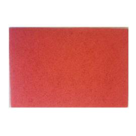 Nappe récurrente synthétique rouge 14 x 23 cm photo du produit