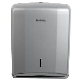 Distributeur d essuie Mains pliés gris LENSEA 400 photo du produit