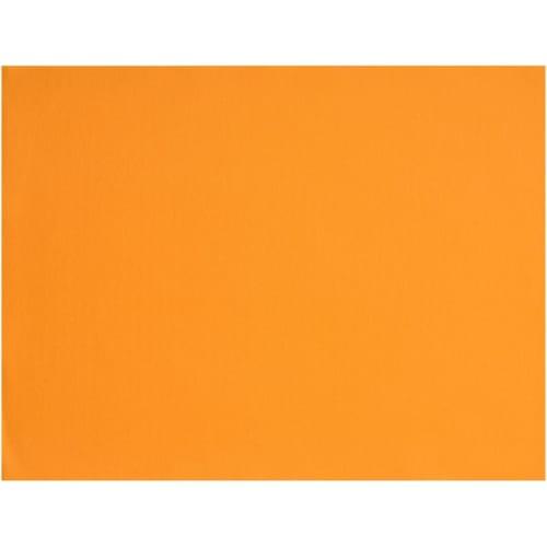 Nappe de table non tissé Célisoft 1,20 x 50 m mandarine photo du produit