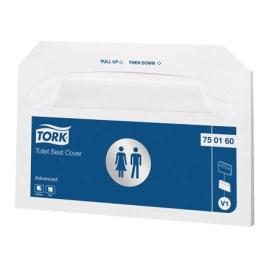 Couvre-sièges en papier pour distributeur Tork photo du produit