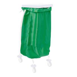 Sac à linge 65L 170g/m² vert photo du produit
