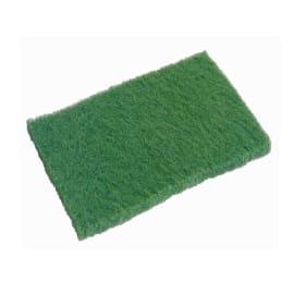 Tampon abrasif vert 12 x 15 cm photo du produit