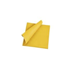 Essuyage microfibre non tissé NT130 jaune 38 x 40 cm photo du produit